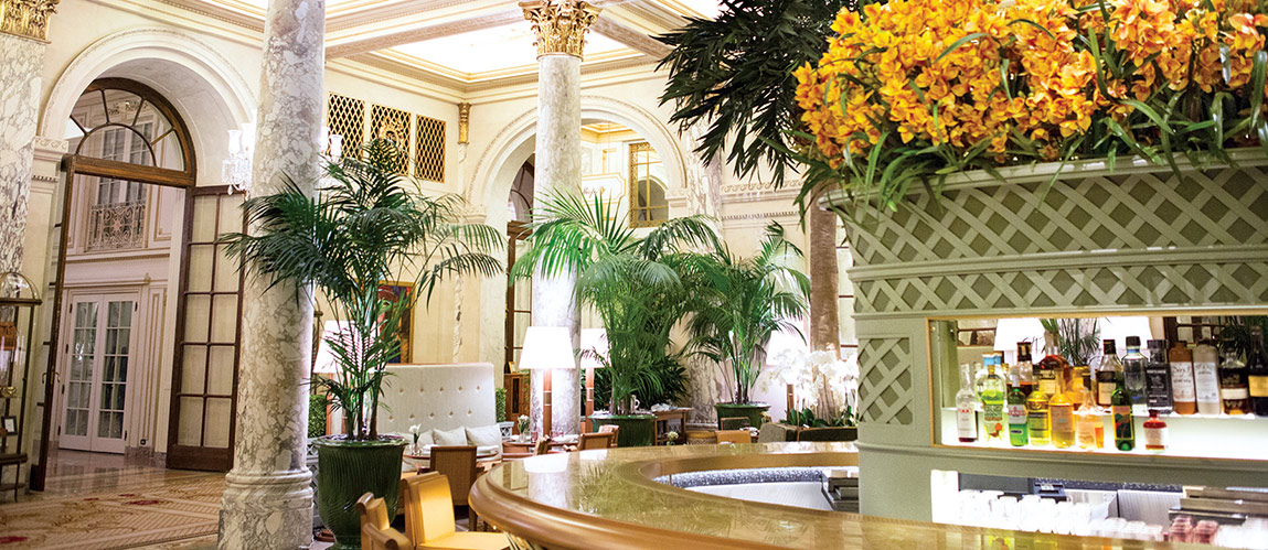 Photo #2 Full Buyout at The Palm Court at The Plaza Hotel