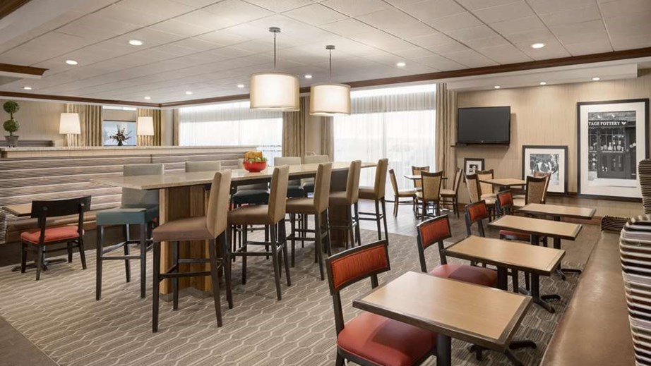 Hampton Inn Denver West/Federal Center event space in denver