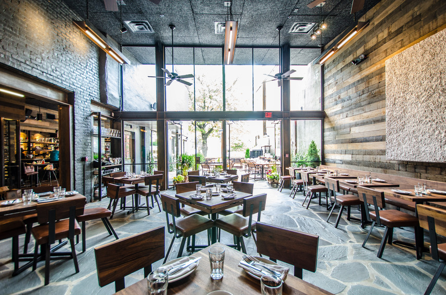 Macon Bistro & Larder event space in Washington DC, Maryland, Virginia, DC Area