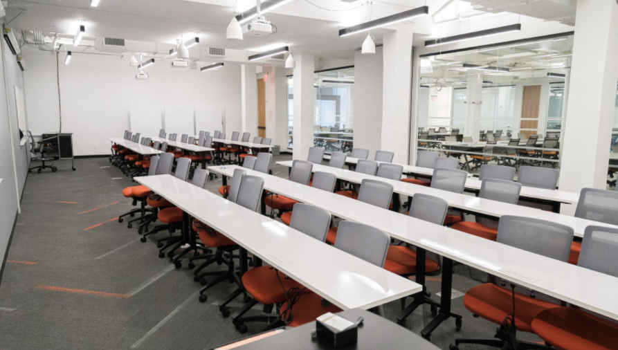 Classroom Space event space at galvanize in New York City, NYC, NY/NJ Area