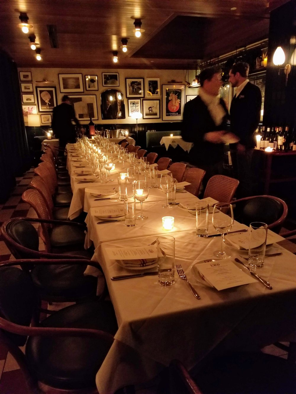 Photo #5 South Private Dining Room at Bistrot Leo