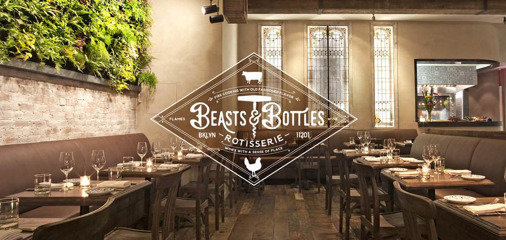 Beasts & Bottles  event space in New York City, NYC, NY/NJ Area