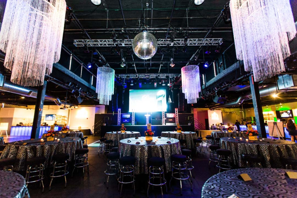 EXDO Event Center event space in denver