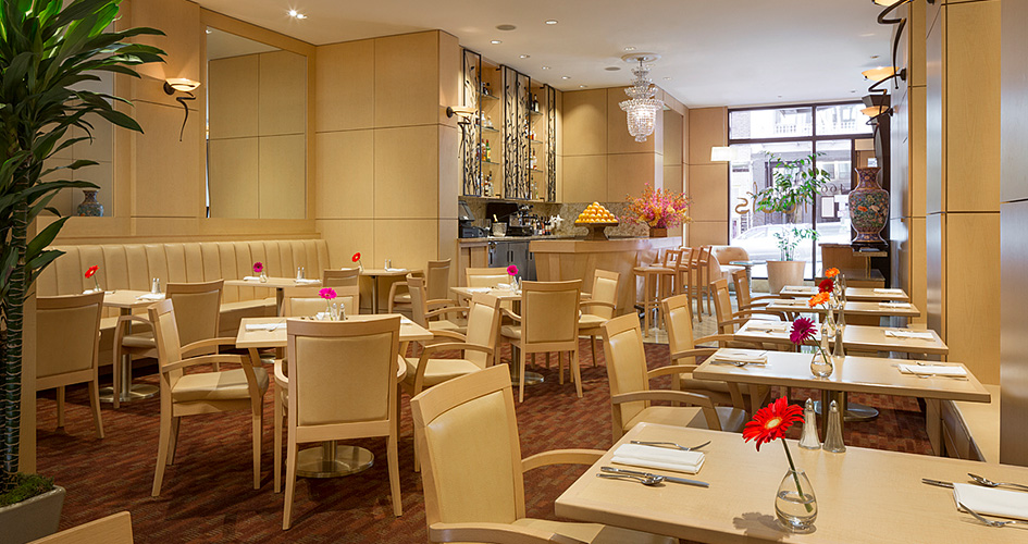 Photo #5 DAFFODIL RESTAURANT at Orchard Hotel