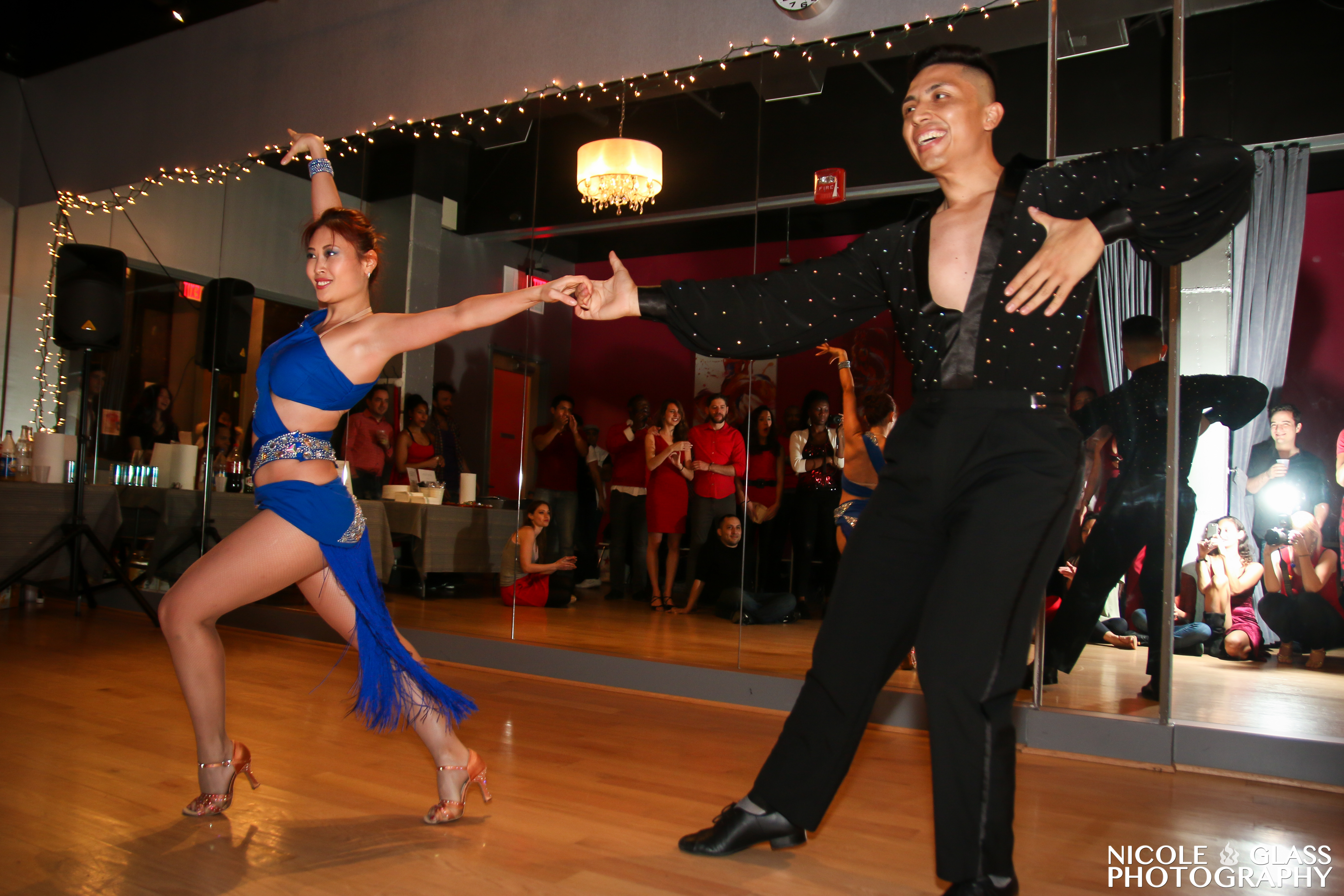 Photo #7 One room rental - semi private at Salsa With Silvia Dance Studio