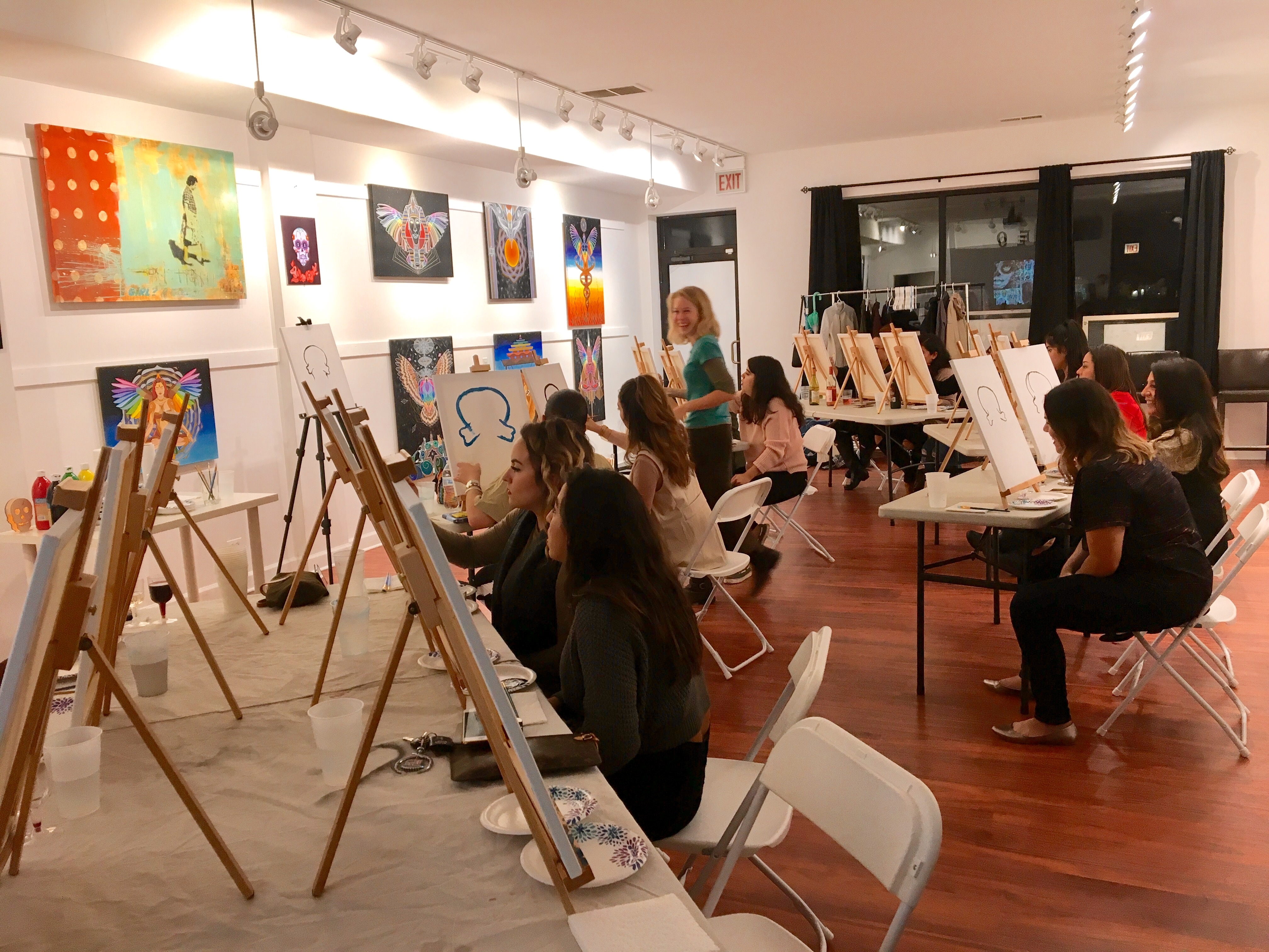 Bucktown Gallery event space in Chicago, Chicagoland Area