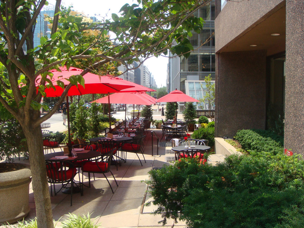 Photo #2 Outdoor Patio  at i Ricchi