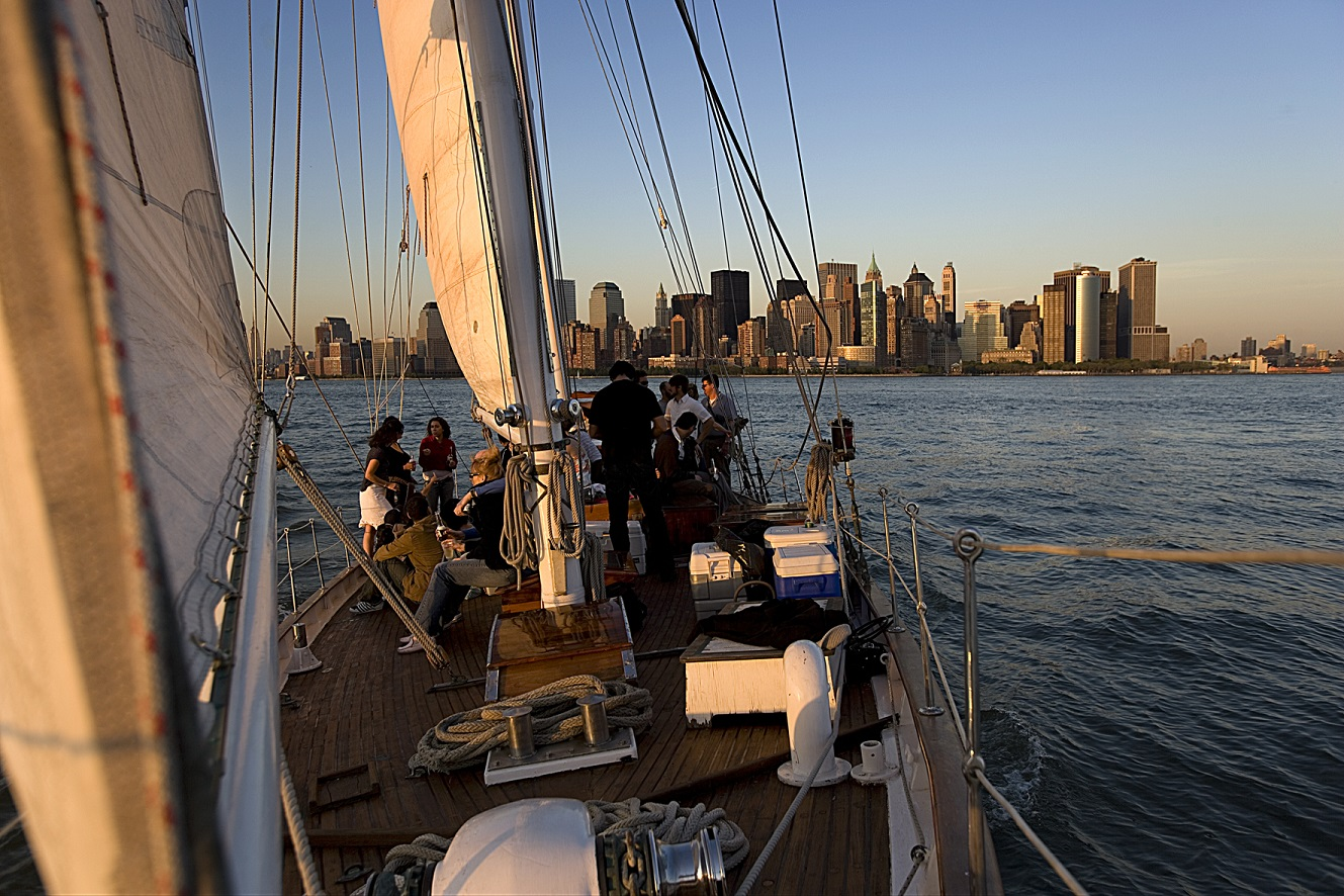Photo #7 Shearwater Classic Schooner  at Shearwater Classic Schooner (Manhattan By Sail)