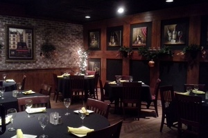 Photo #4 Wine Room at TJ's Italian Restaurant