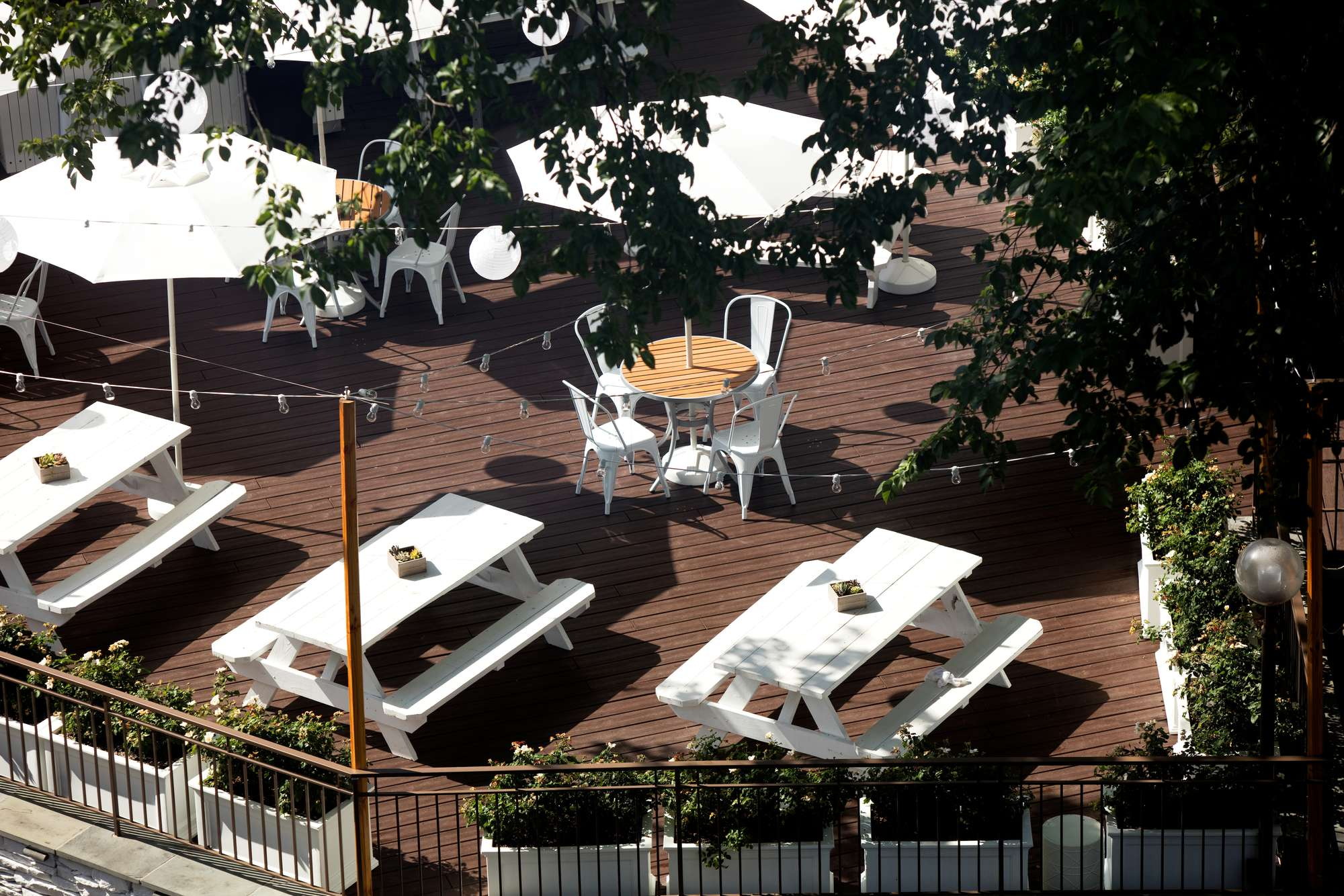 Photo #5 The Deck at Casolare at Kimpton Glover Park Hotel