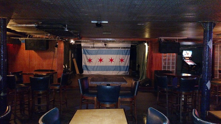 Photo #2 Main Space at Underground Lounge