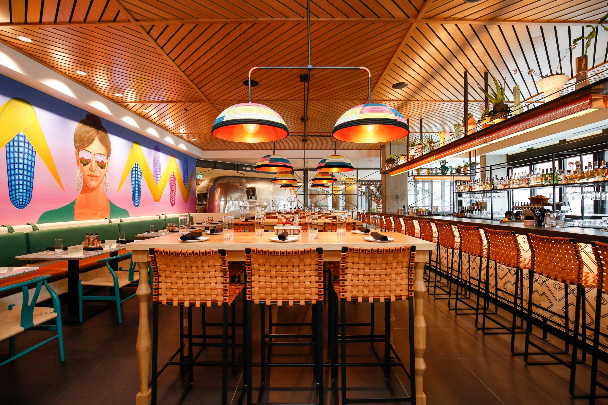 Kachina Cantina event space in denver