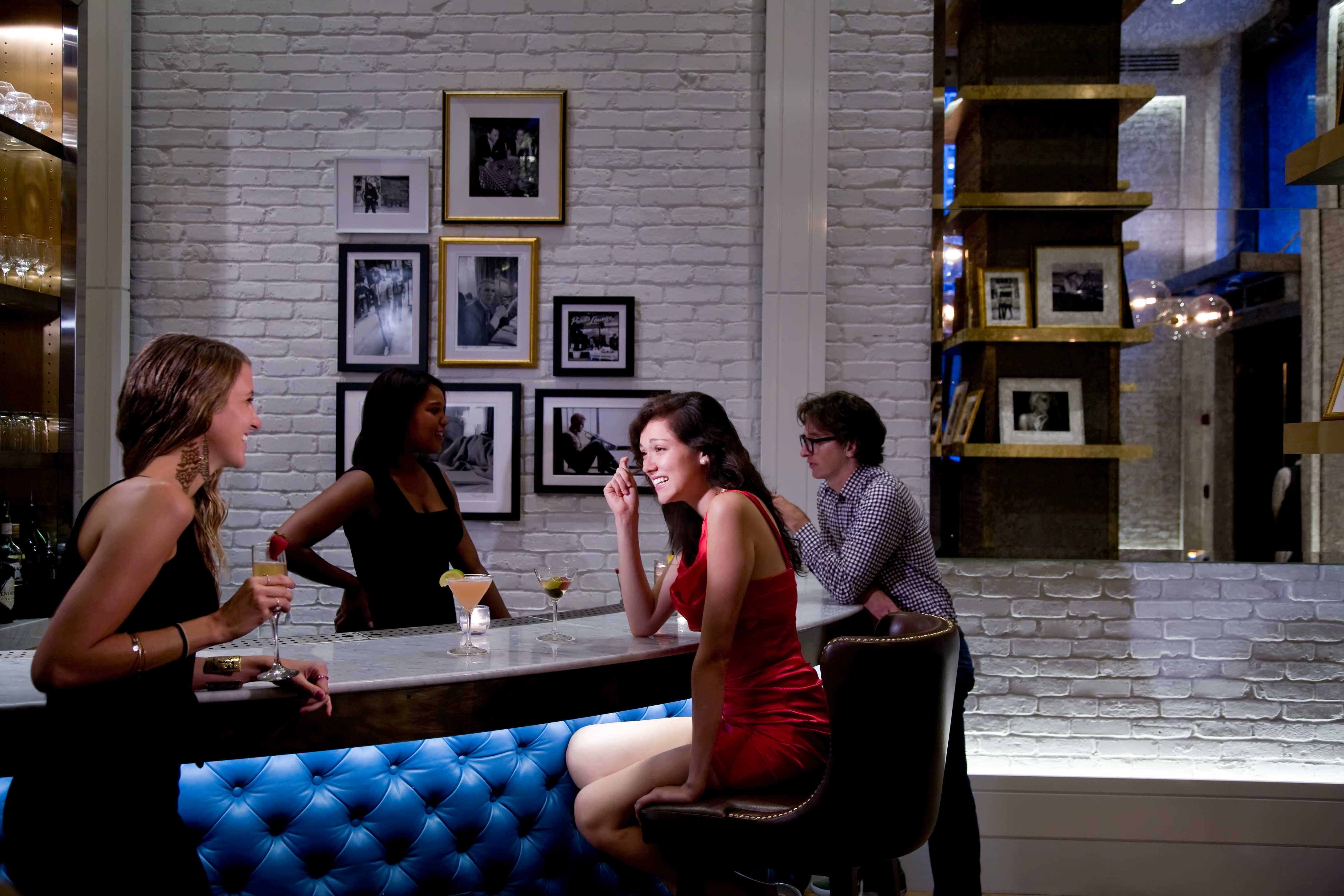 Photo #6 Parlour Lounge at The Roger New York