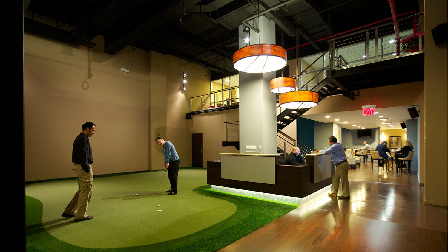 Photo #6 Executive Suite at Golf & Body NYC