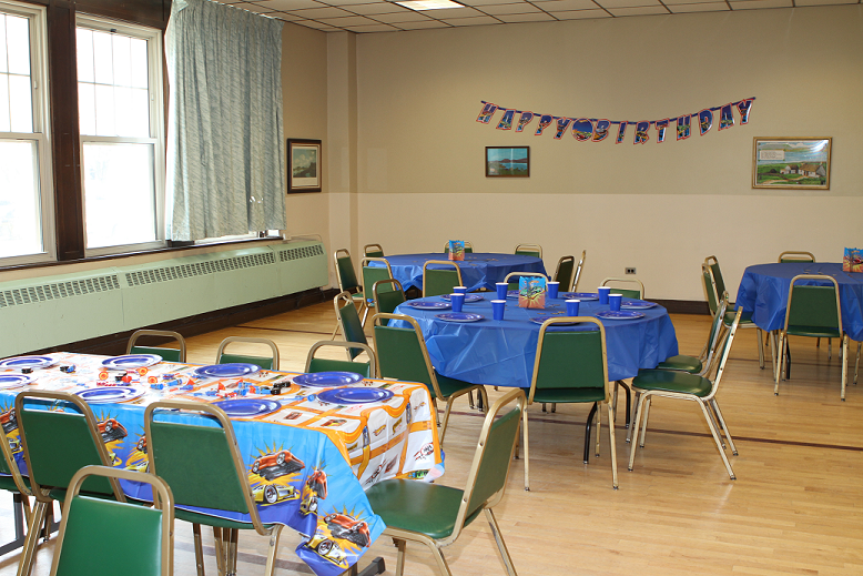Photo #60 Ceili Room (Room 111) at Irish American Heritage Center