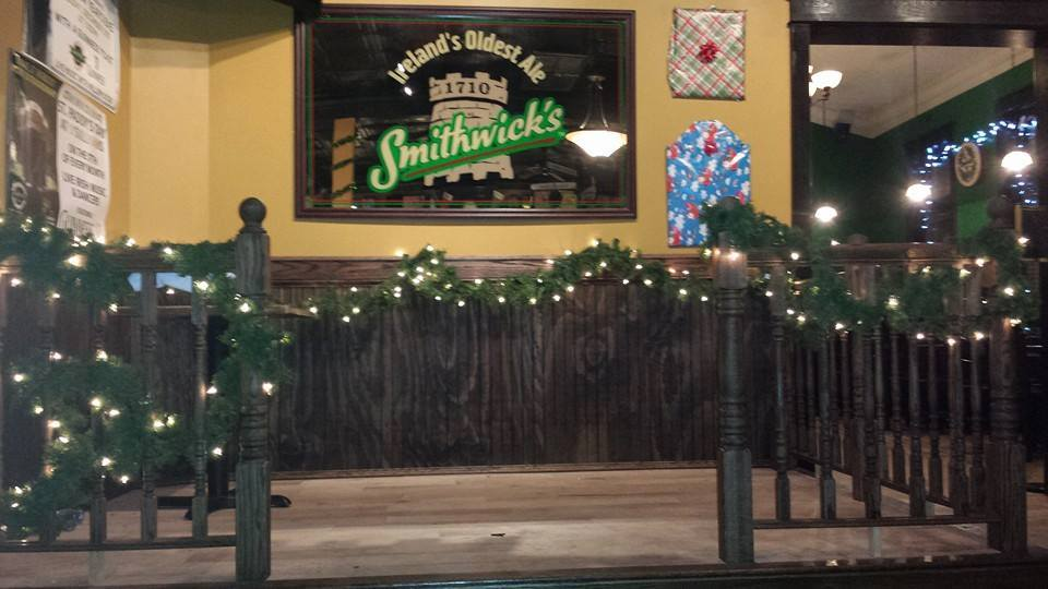Full Venue event space at O'Sullivan's Irish Pub in Washington DC, Maryland, Virginia, DC Area