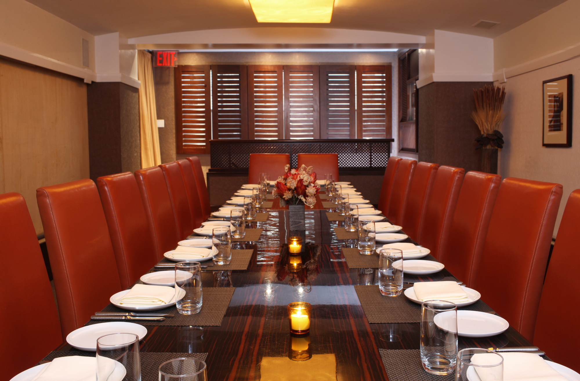 Private Dining Room event space at BLT Steak in New York City, NYC, NY/NJ Area