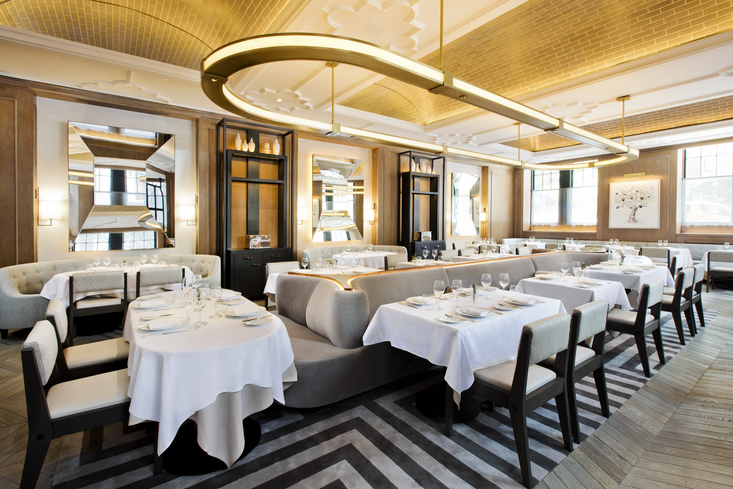 Full Restaurant Buyout event space at Vaucluse in New York City, NYC, NY/NJ Area