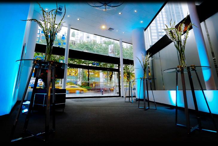 Full Venue event space at NYIT Auditorium on Broadway in New York City, NYC, NY/NJ Area
