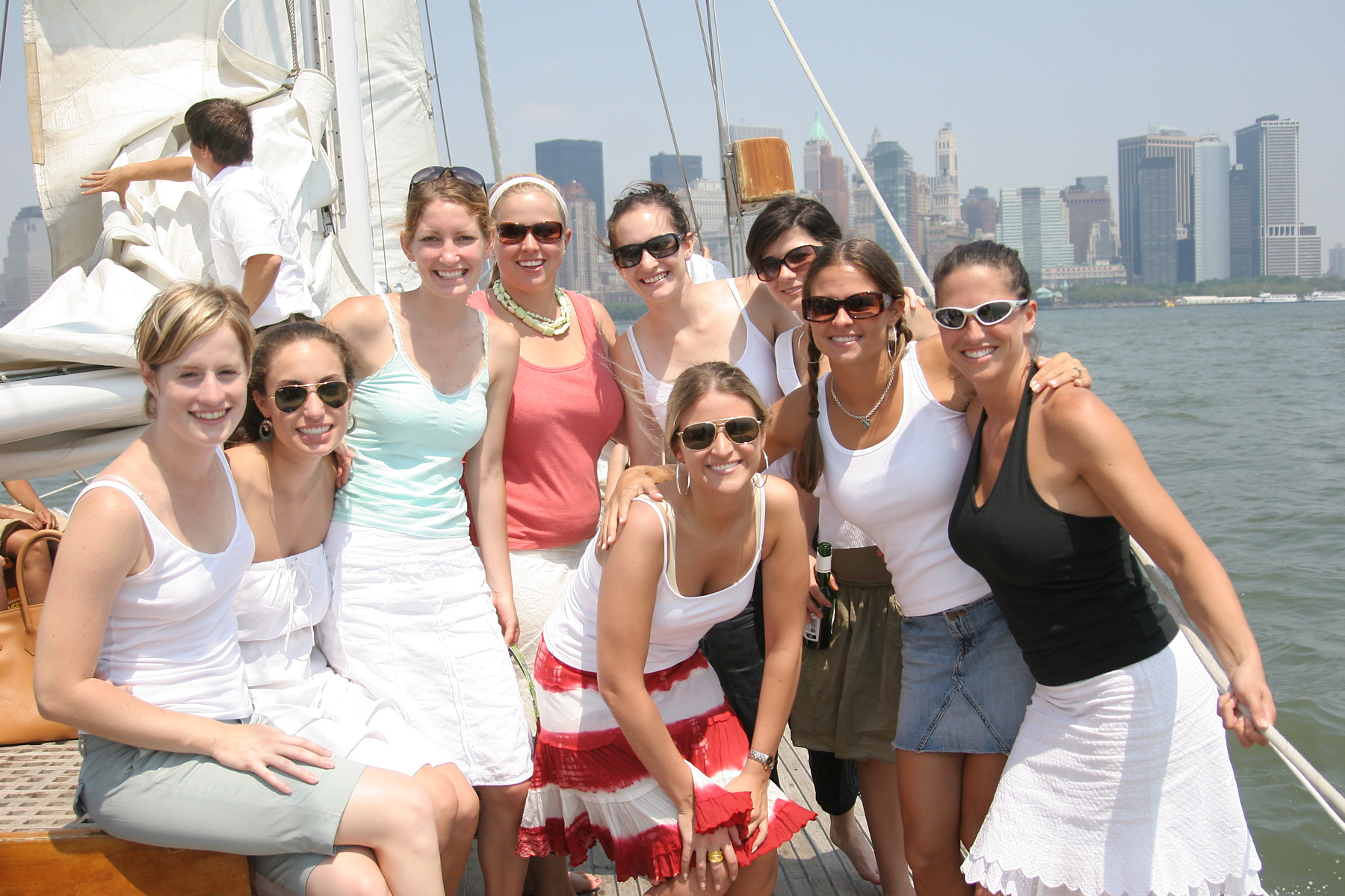 Full Venue event space at Manhattan By Sail in New York City, NYC, NY/NJ Area