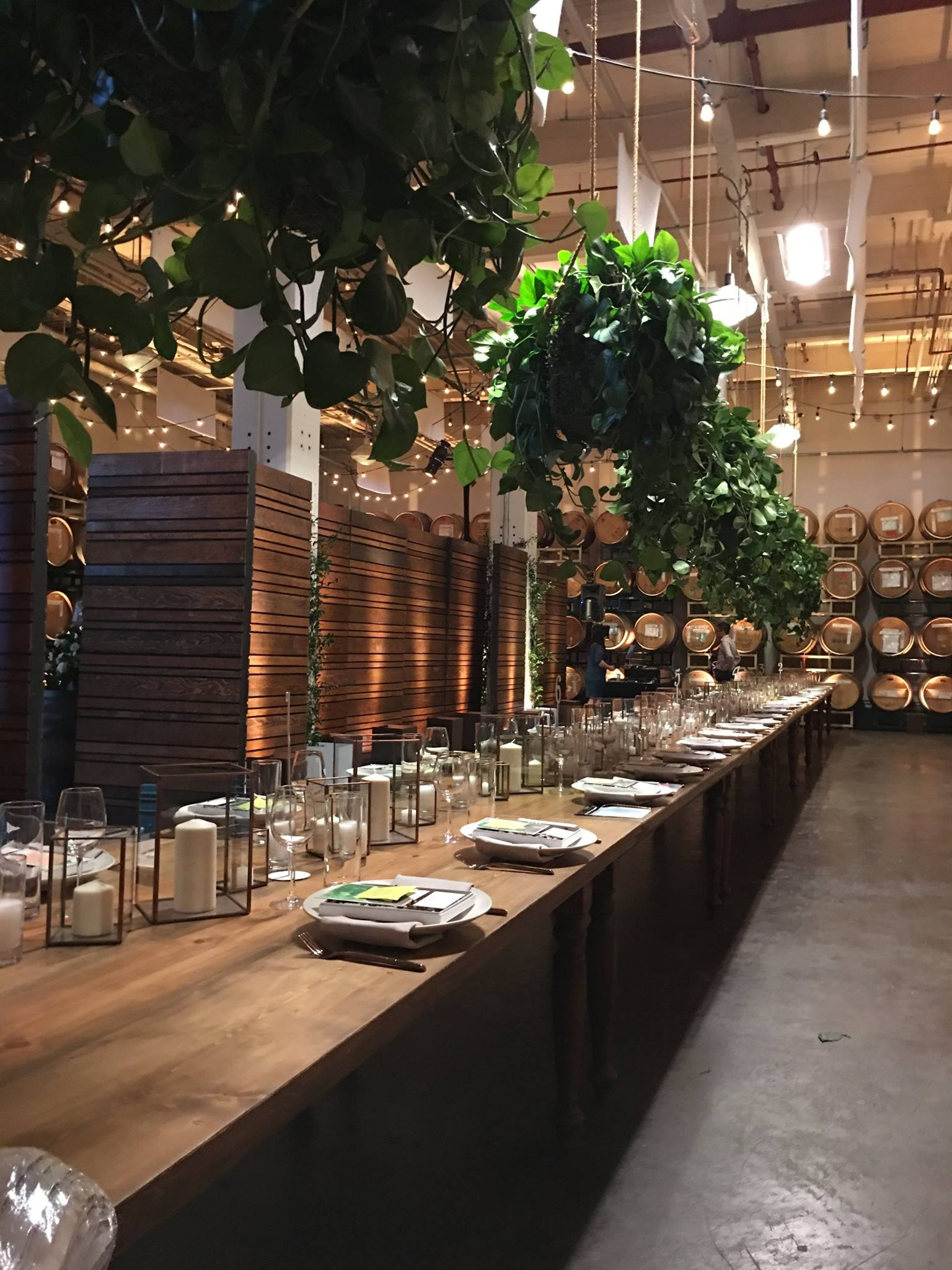 Dogpatch WineWorks event space in San Francisco, SF Bay Area, San Fran
