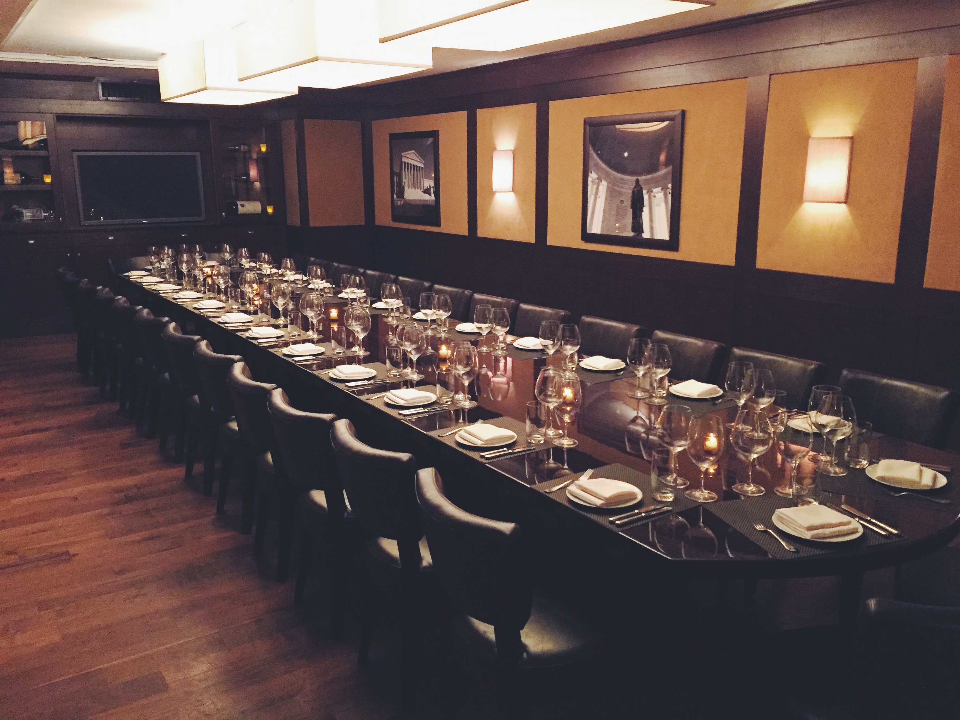 Photo #3 Private Dining Room at BLT Steak - Washington DC