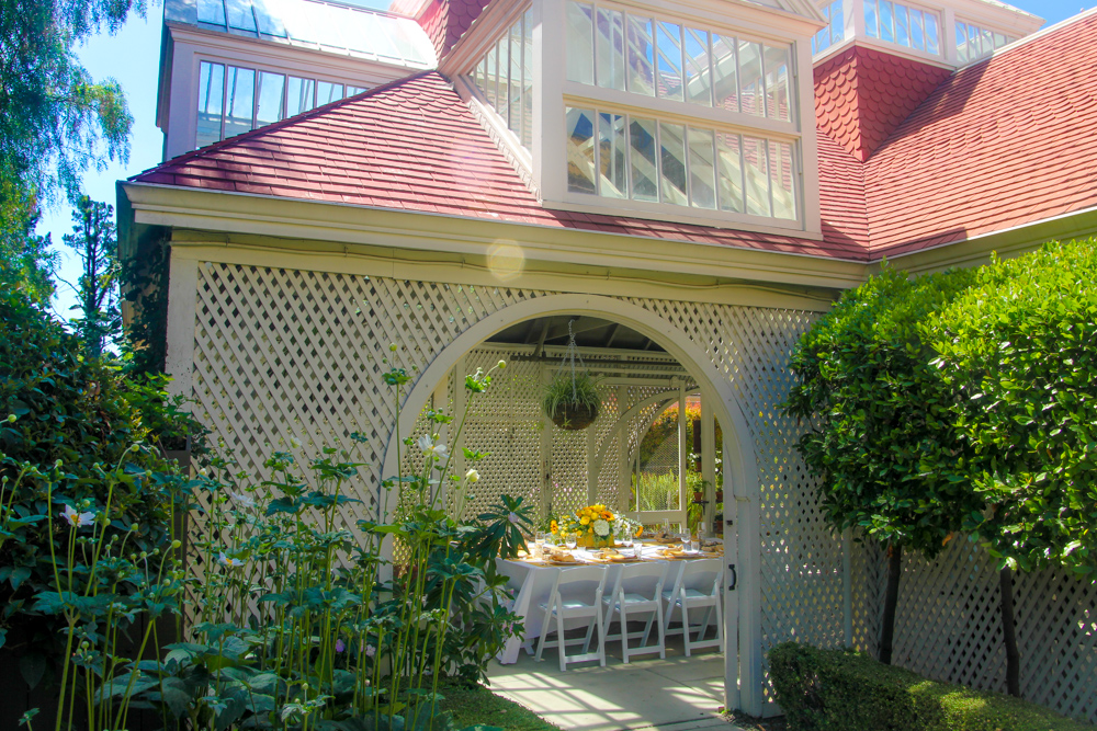 Photo #11 Greenhouse at Winchester Mystery House