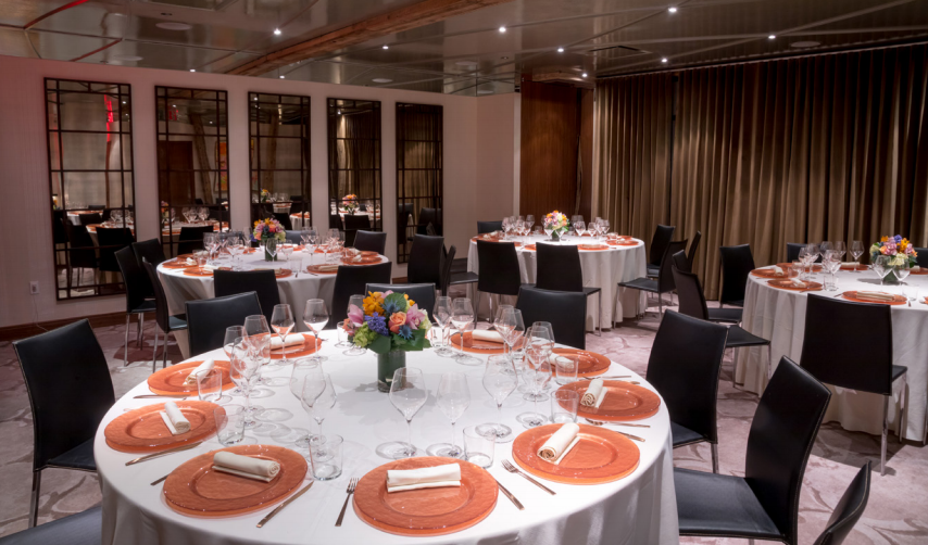 STORK & GRACE COMBINED event space at Gabriel Kreuther in New York City, NYC, NY/NJ Area