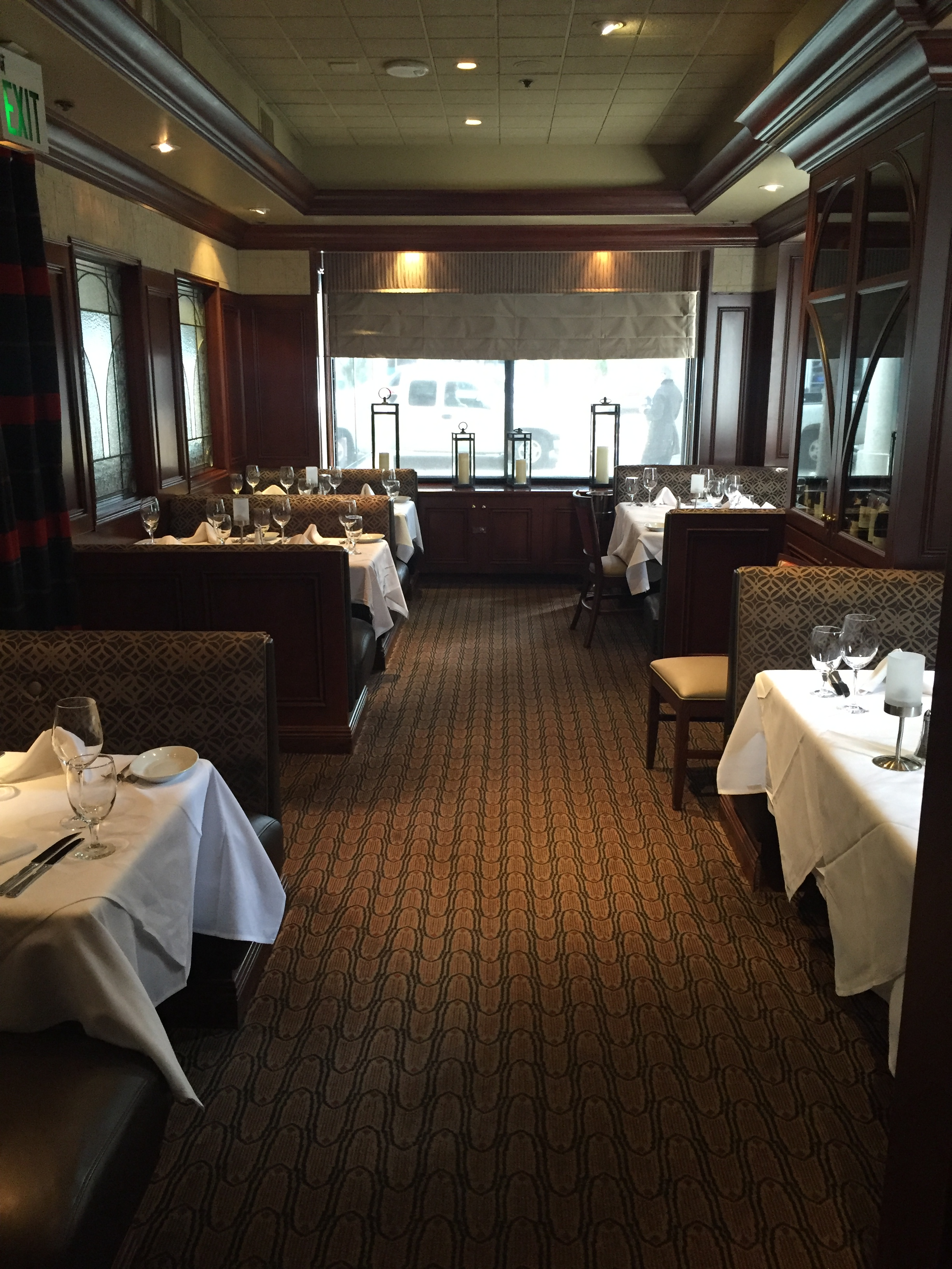 Photo #9 California Room at Ruth's Chris Steak House