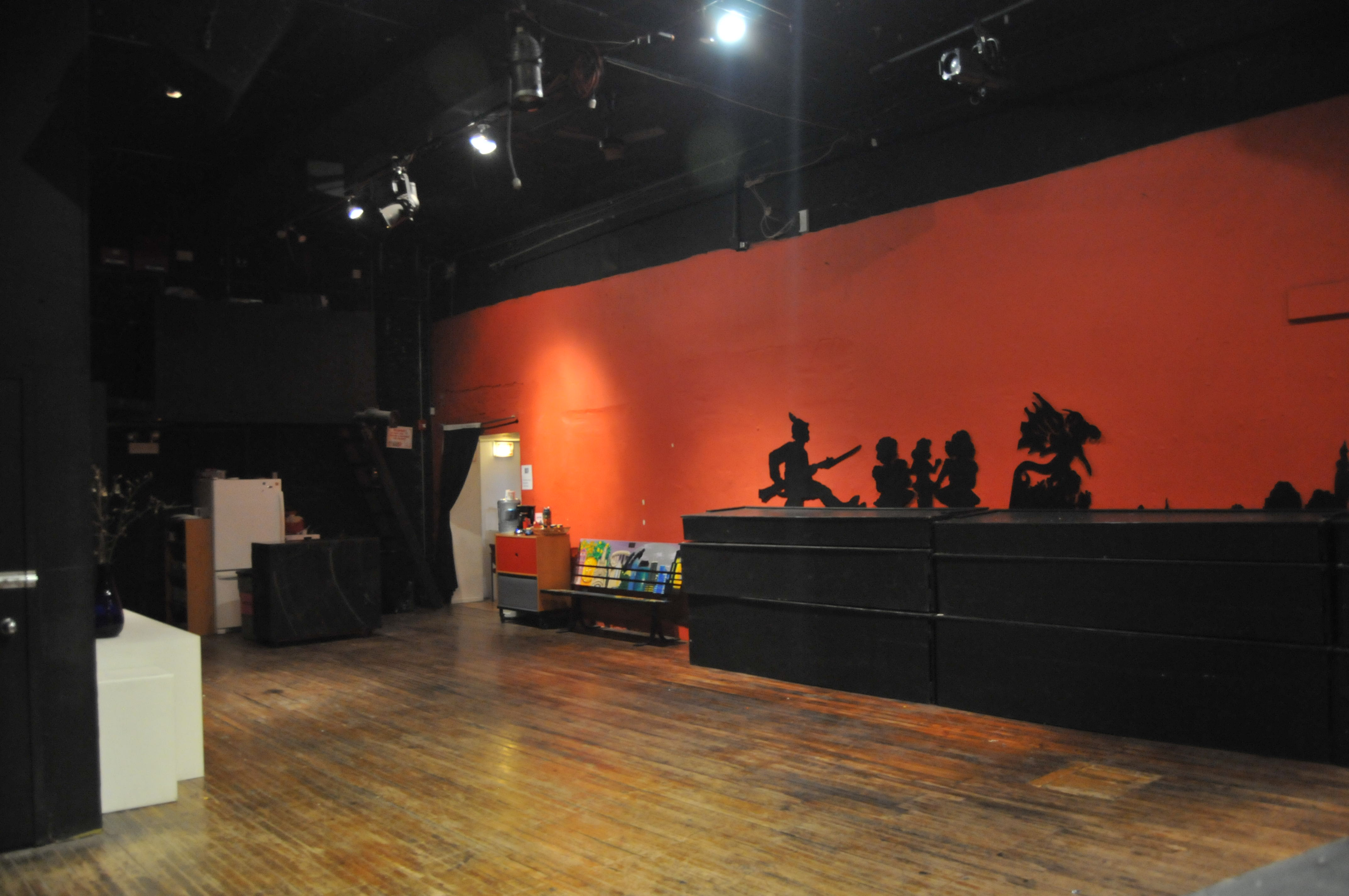 Photo #3 Performance Space at Intuit: The Center for Intuitive and Outsider Art