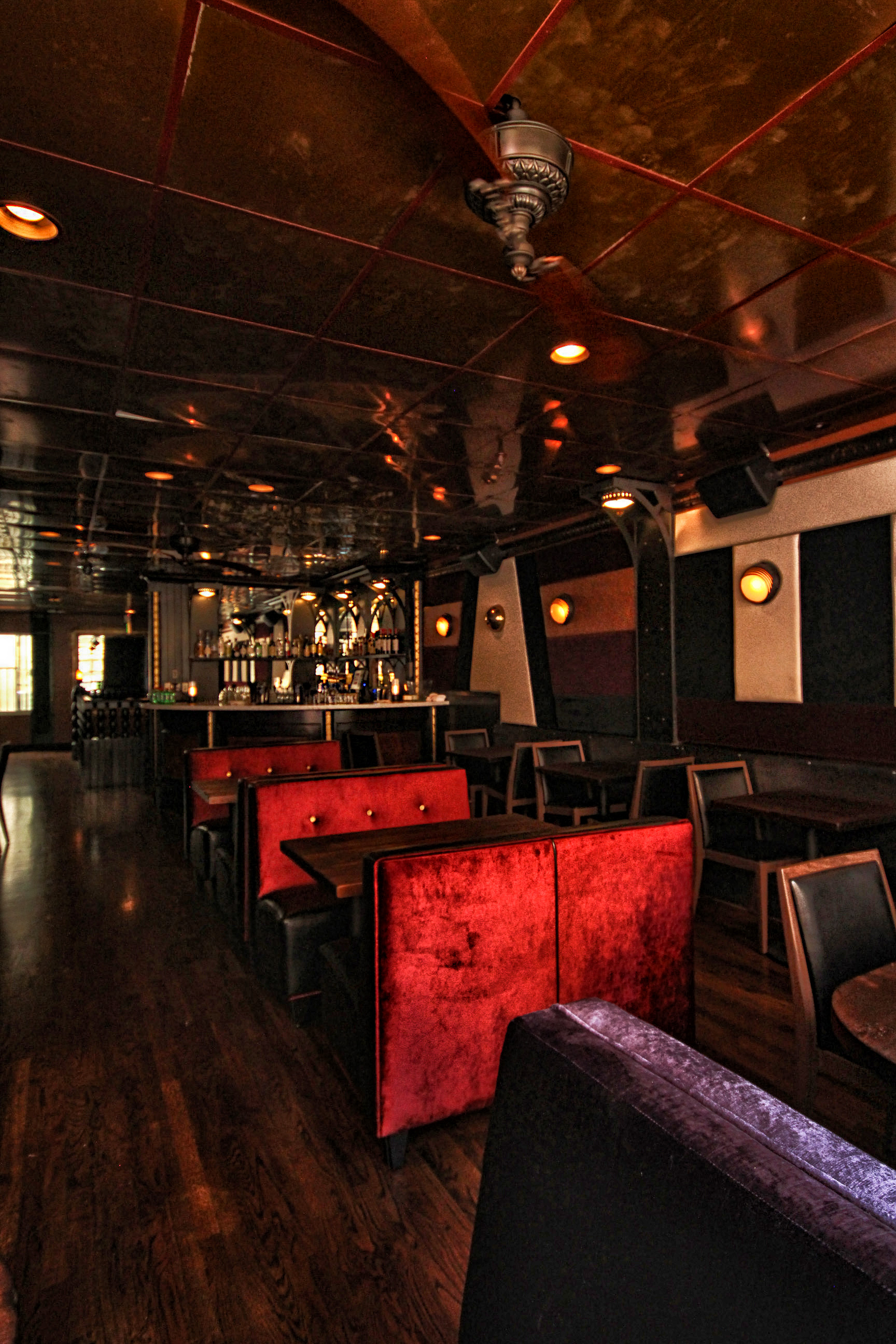 Photo #2 Upstairs Dining Room & Lounge at Toy Soldier