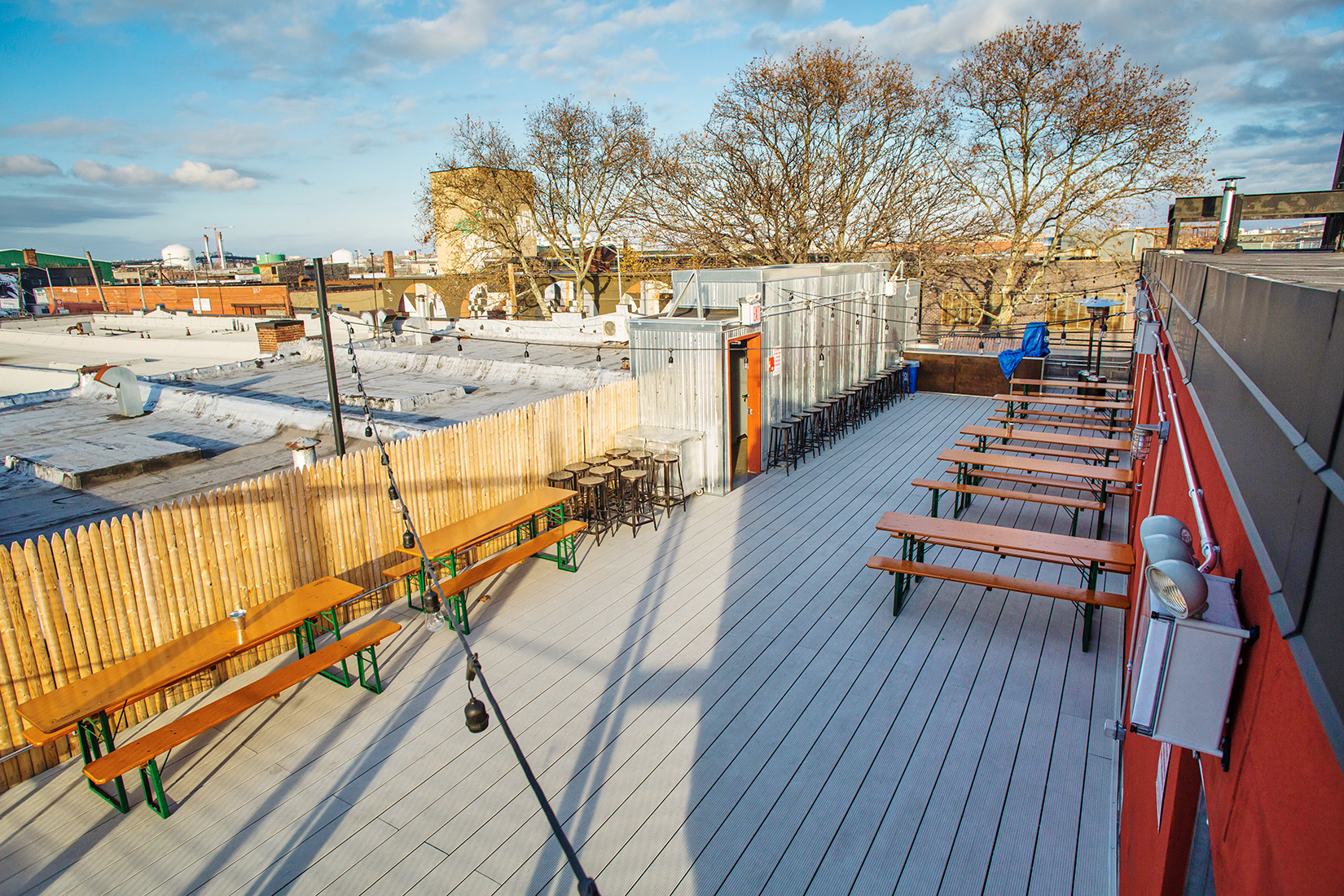 Photo #7 Rooftop/Bar at Our Wicked Lady