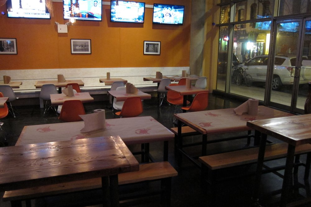 Full Venue event space at Claw Daddy's in New York City, NYC, NY/NJ Area