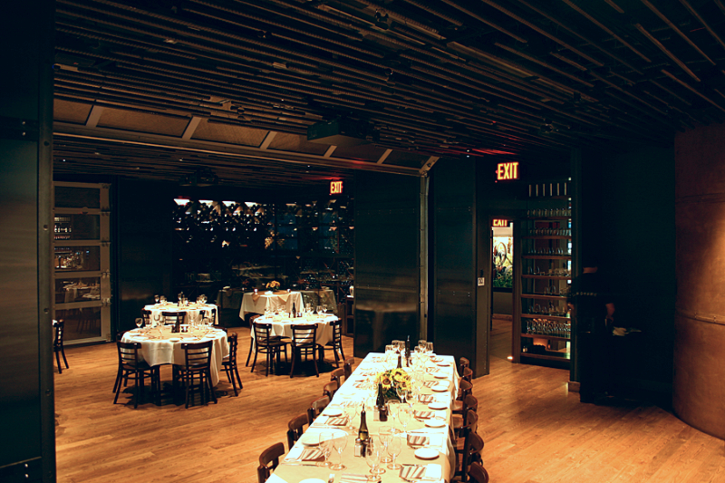 Photo #6 East + West Wine Room at landmarc [at the time warner center]