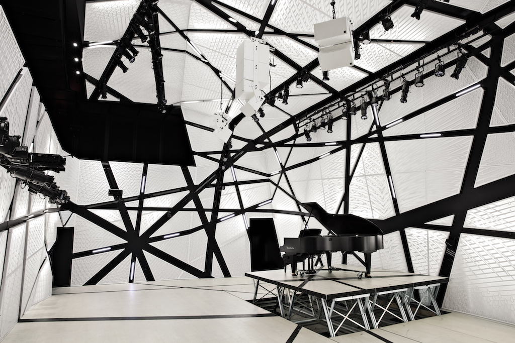 National Sawdust event space at National Sawdust in New York City, NYC, NY/NJ Area
