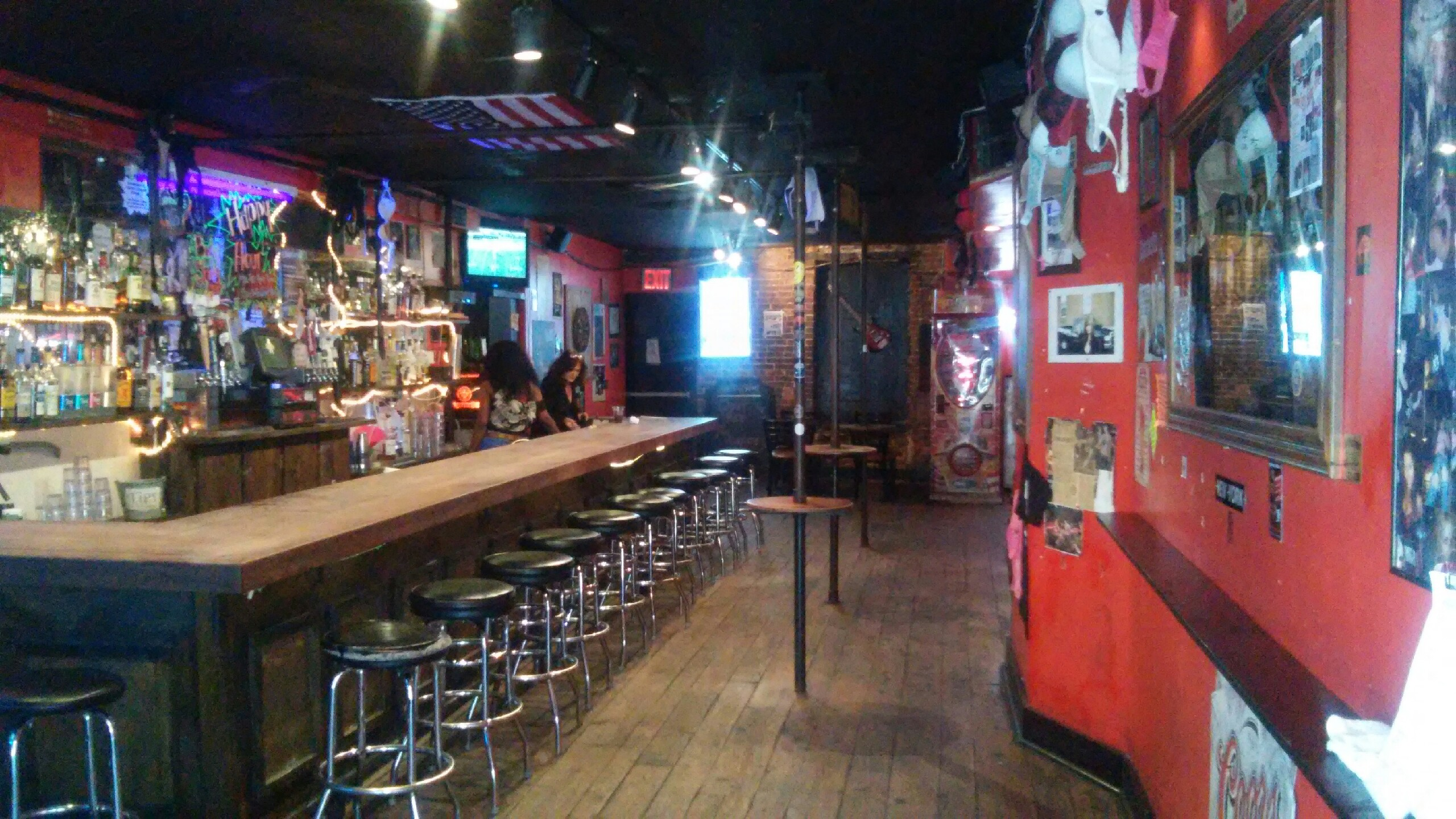 Main Space event space at Coyote Ugly Saloon in New York City, NYC, NY/NJ Area