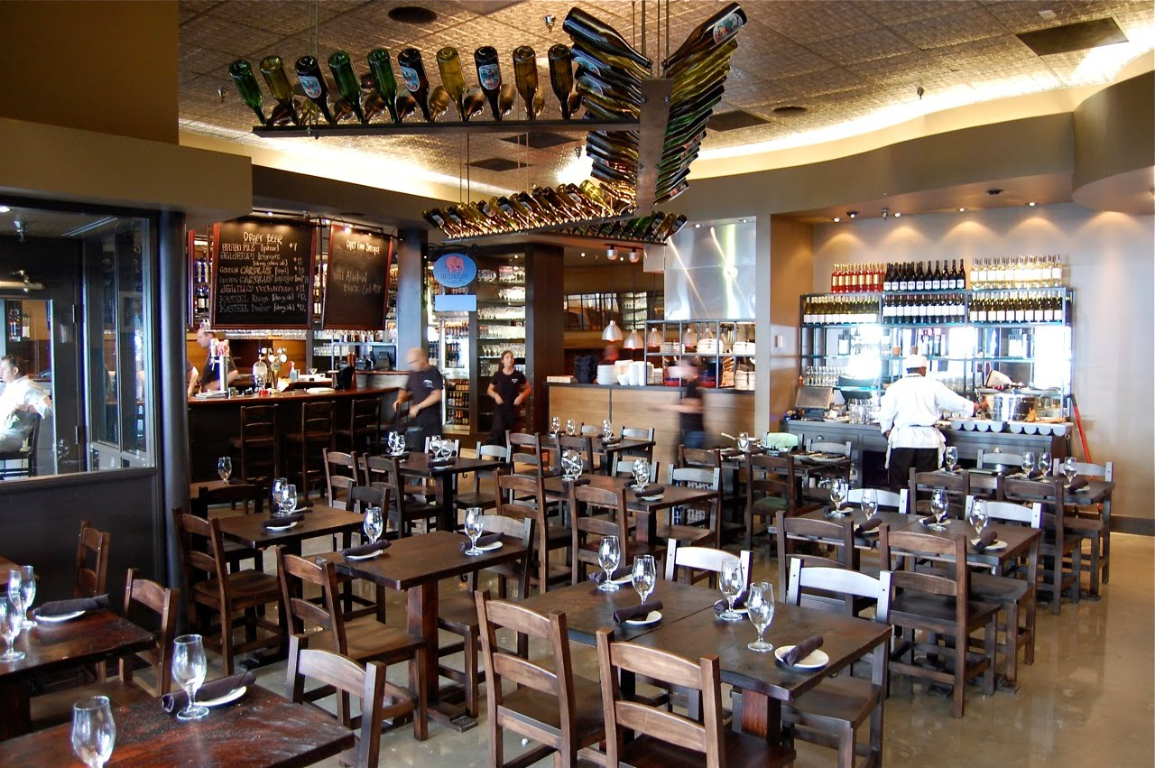 Full Venue event space at Mussel Bar & Grille in Washington DC, Maryland, Virginia, DC Area
