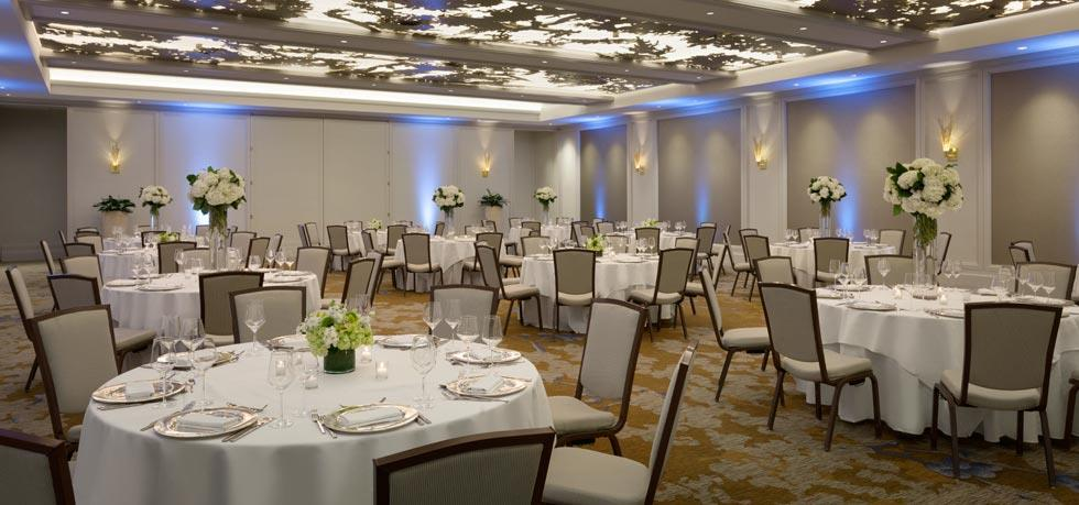 KENNEDY BALLROOM	 event space at Fairmont Washington D.C. Georgetown in Washington DC, Maryland, Virginia, DC Area