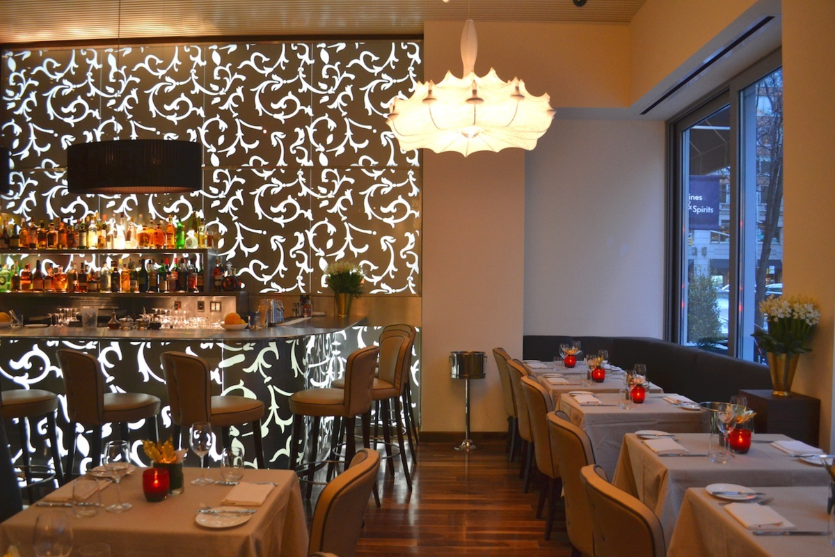 Full Restaurant Buy-Out event space at Ristorante Morini in New York City, NYC, NY/NJ Area