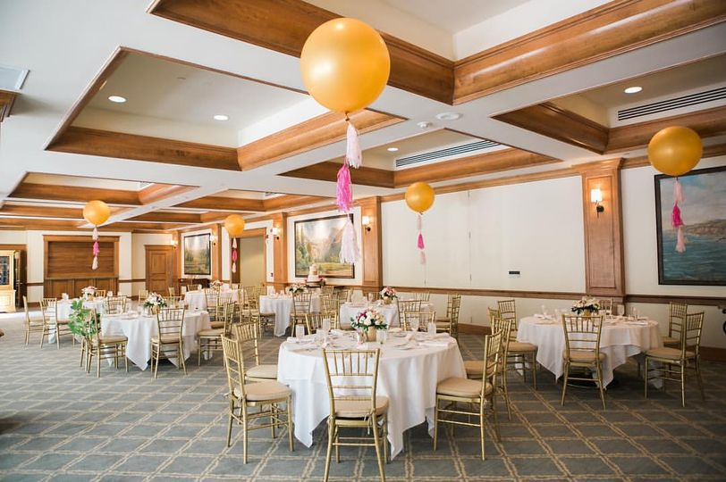 California Room & Patio event space at San Gabriel Country Club in New York City, NYC, NY/NJ Area