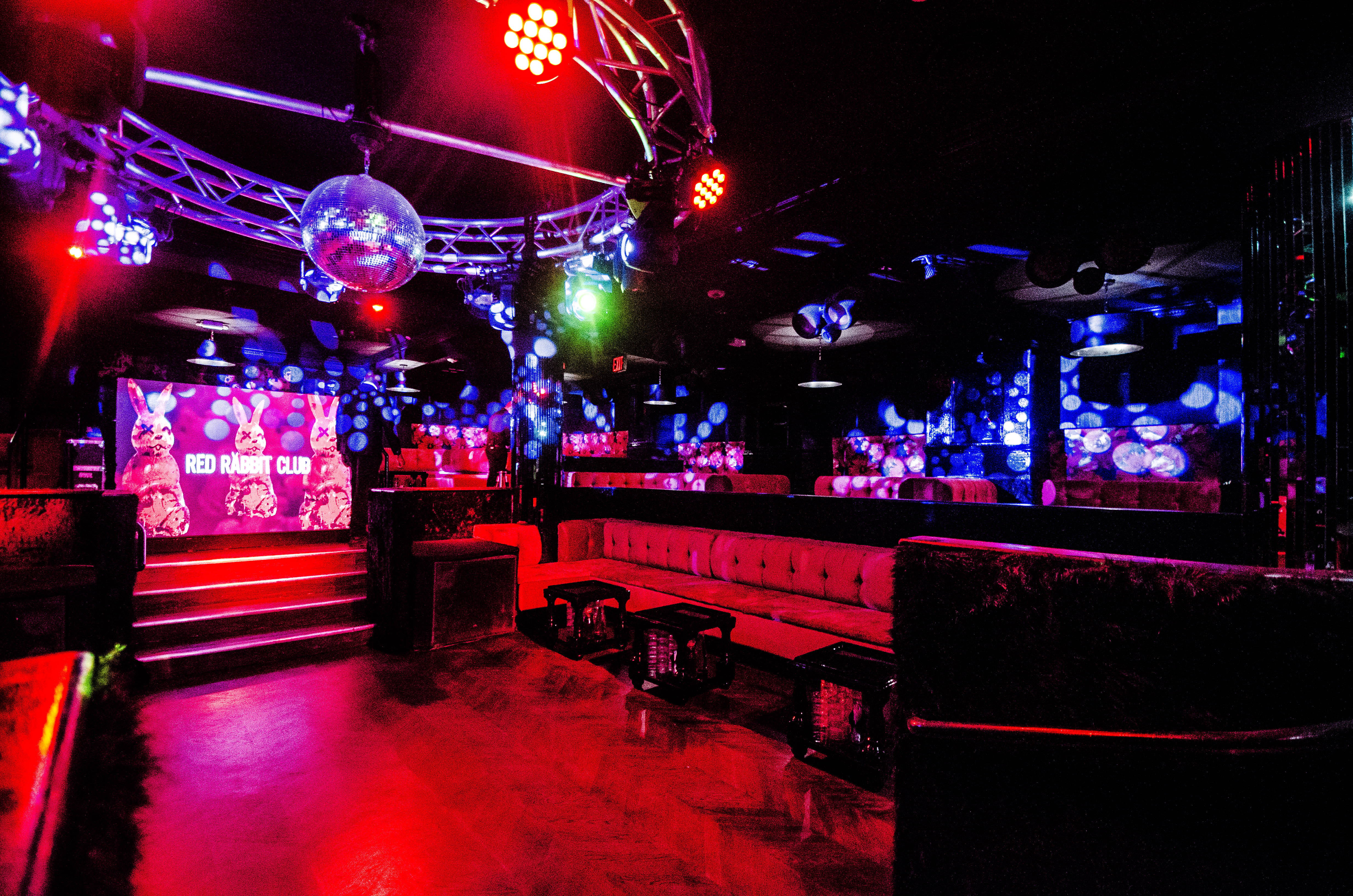 Photo #4 Full Venue at Red Rabbit Club