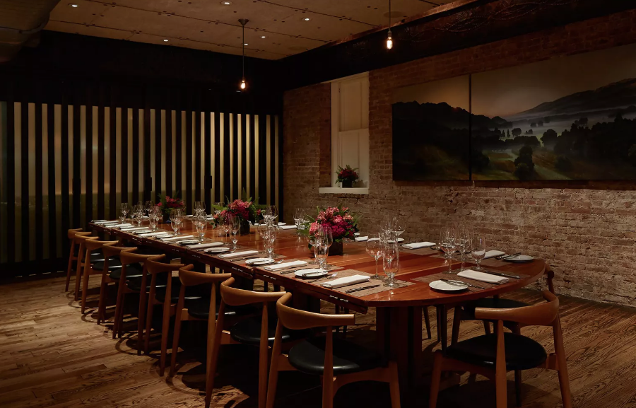 Photo #5 Private Dining Room at Craft