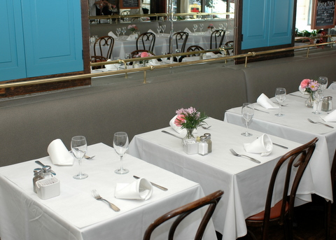Photo #2 Main Dining Room at Le Central