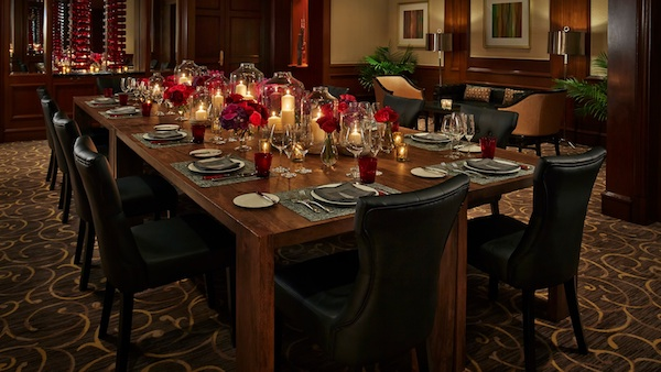 Full Venue event space at Allium Restaurant and Bar in Chicago, Chicagoland Area