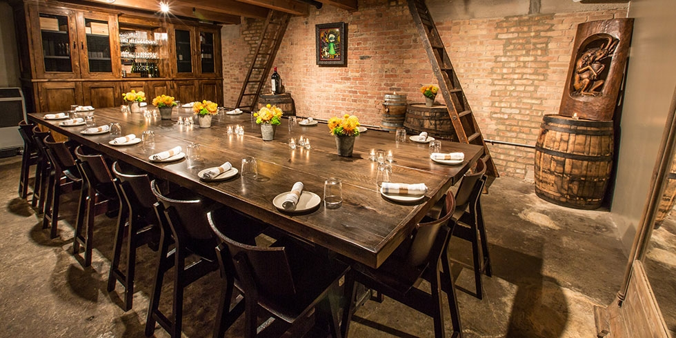 Photo #3 Private Dining Room at Girl & The Goat