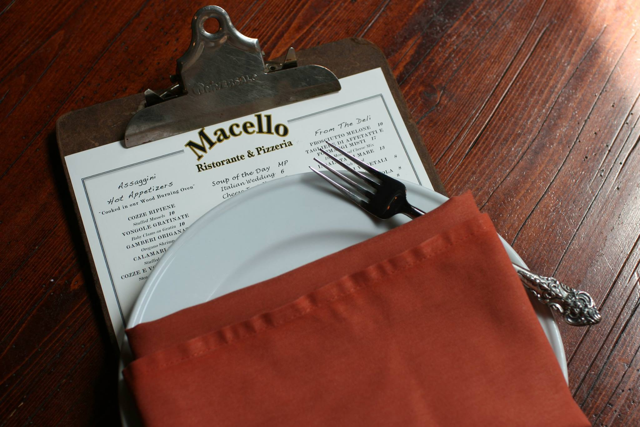 Photo #5 Large Party Reservation at Macello Ristorante