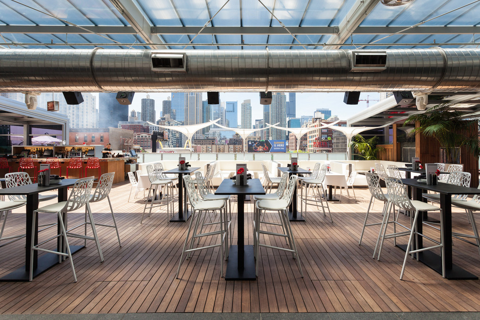 Full Venue event space at IO Godfrey | Rooftop Lounge in Chicago, Chicagoland Area