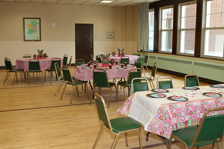 Photo #36 Ceili Room (Room 111) at Irish American Heritage Center