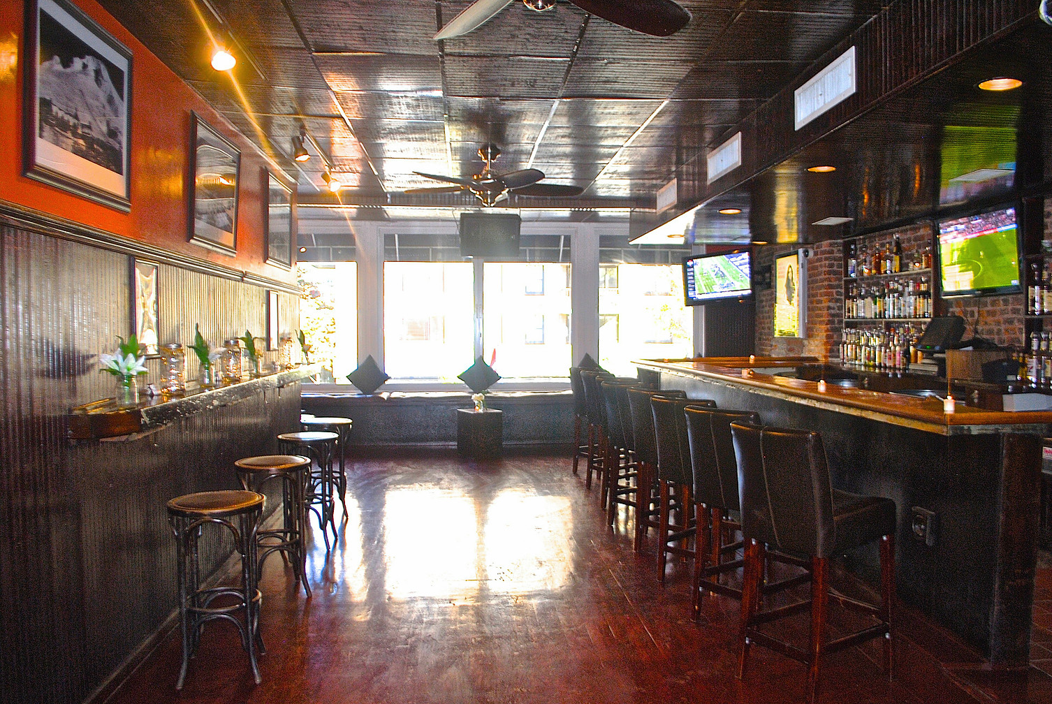 Upstairs Private Bar & Lounge event space at Mad River Bar and Grille in New York City, NYC, NY/NJ Area