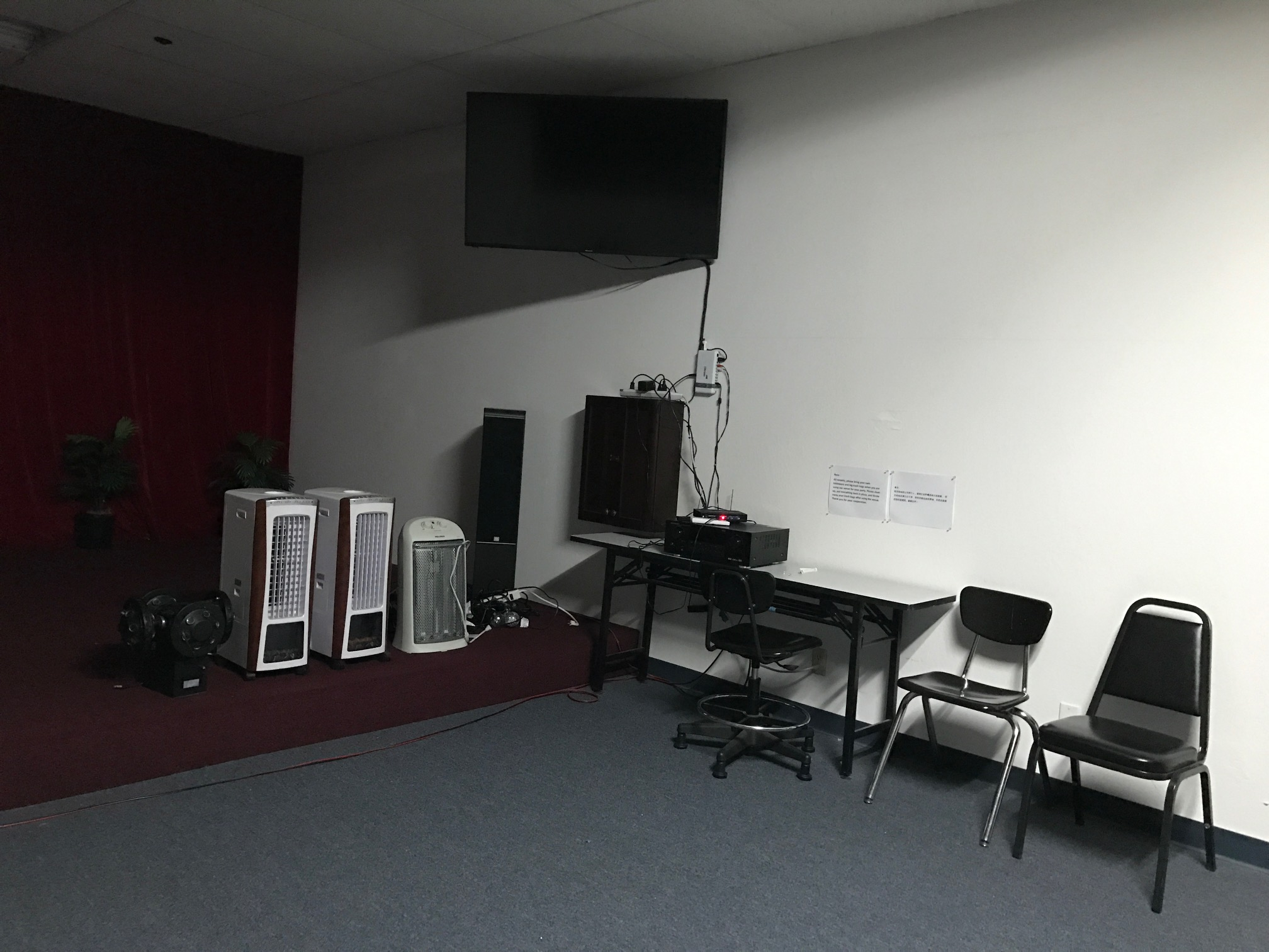 Photo #8 medium size party room for rent at Party room rental